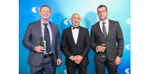 Medium and Making Waves - ILD a Telstra 2019 Biz Awards Finalist