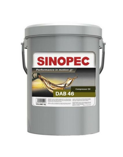 COMPRESSOR OIL L DAB 46 18L