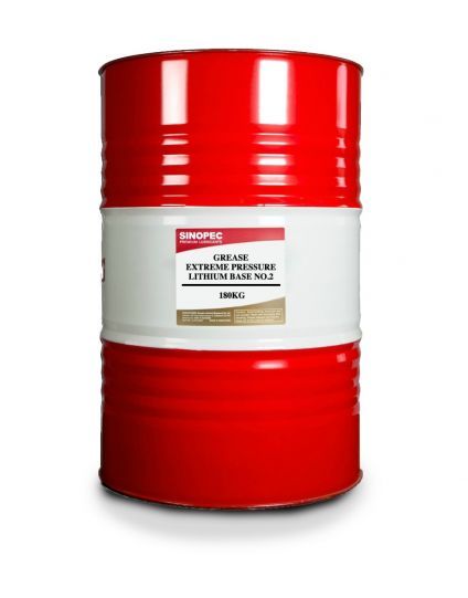 GREASE EXTREME PRESSURE LITHIUM BASE NO.2 180KG