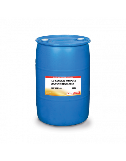 ILD GENERAL PURPOSE SOLVENT DEGREASER 200L