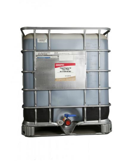 DIESEL ENGINE OIL TULUX T700 CK4 15W40 IBC 1000L