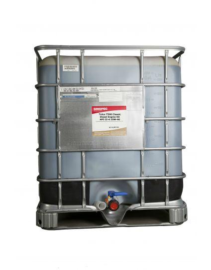 DIESEL ENGINE OIL TULUX T500 CI4 15W40 1000L