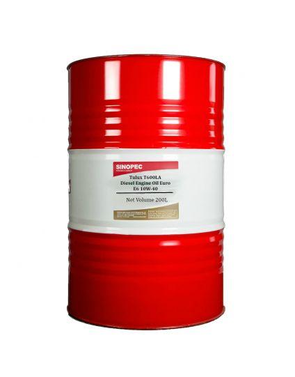 DIESEL ENGINE OIL TULUX T600LA (EURO E6) 10W40 200L