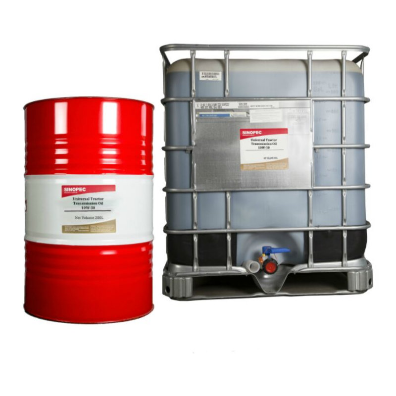 Can I use Sinopec Utto in place of Case-Hytrans
